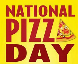 national Pizzaday