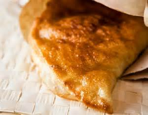 Deep Fried Cheese Panzerotti