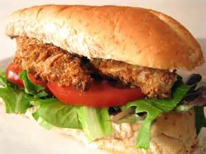 Chicken Cutlet Hoagie