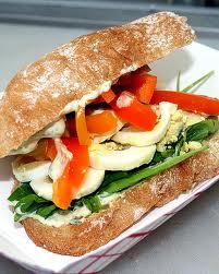 Cold Vegetarian - Hoagies