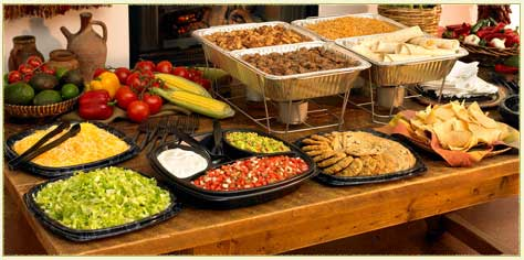 Order food online market street pizzeria and italian bistro for Food bar catering