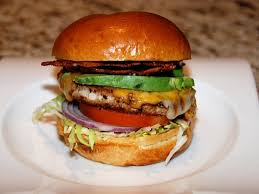 Avocado BLT Burger