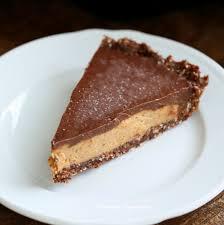 Salted Caramel Cake Slice - Desserts