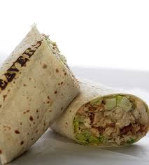 Chicken Cheese Steak - Wraps